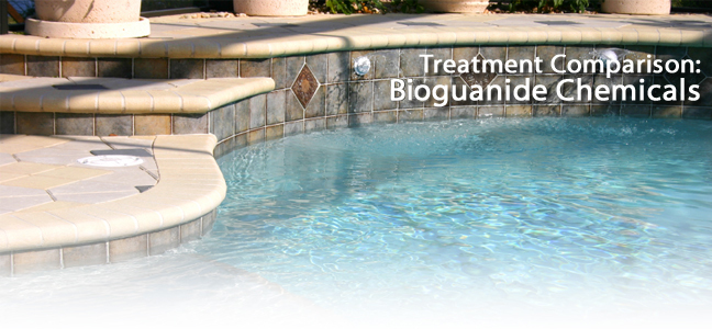 biguanide pool sanitizer